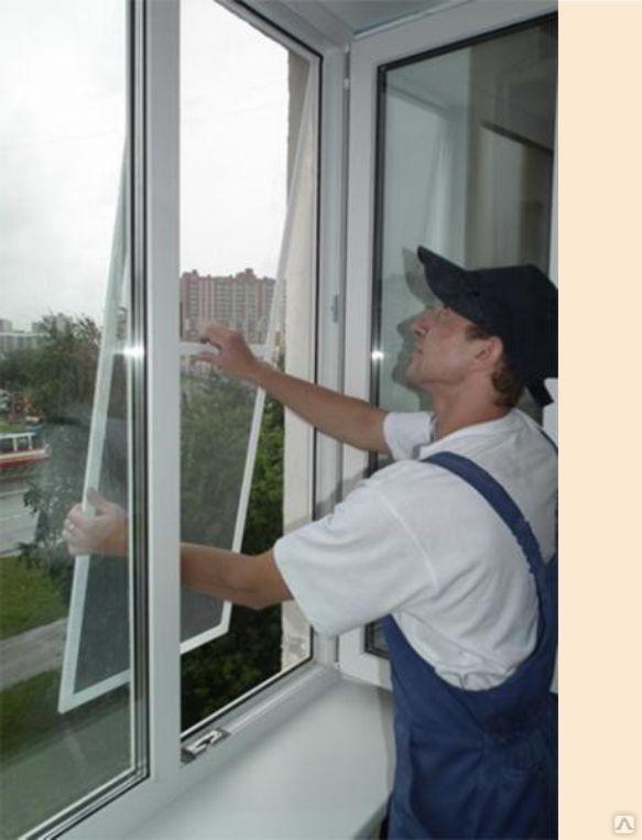 Как установить москитную сетку на пластиковые окна: установк.