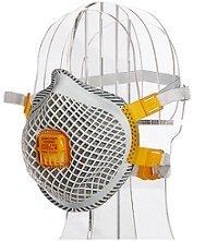 Респиратор Респиратор VS2200W с клапаном выдоха для сварщика СПИРОТЕК Крепика дом крепежных материалов