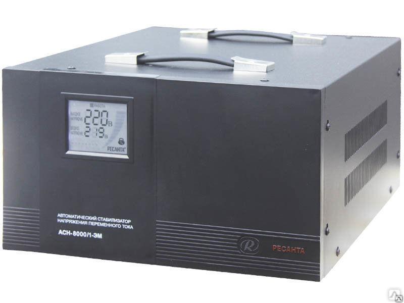 Ресанта стабилизатор напряжения 8квт сварочные аппараты инверторного типа аврора купить